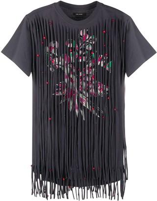 Isabel Marant fringe front T-shirt