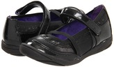 Kenneth Cole Reaction Stir Prize (Toddler/Little Kid/Big Kid) (Black Leather-like/Patent) - Footwear
