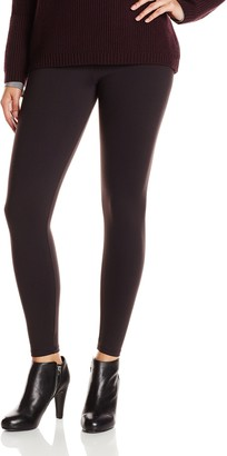 Maidenform Women's Fat Free Dressing-Leggings Shapewear (Black)