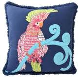 Blissliving Home Pajaro Throw Pillow in Navy