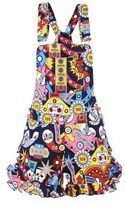 Love Moschino OFFICIAL STORE Short dungaree