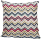 A&B Home 20 x 20 Jacquard Woven Pillow - Multi
