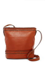 Cole Haan Shelly Leather Bucket Shoulder Bag