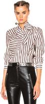 Isabel Marant Mista Striped Top