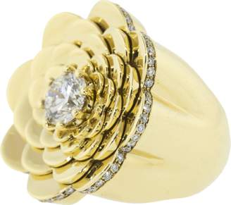 Cadar Trio Diamond Cocktail Ring