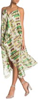 Pool' Pool To Party Sedona Summer Printed Halter Cover-Up Dress