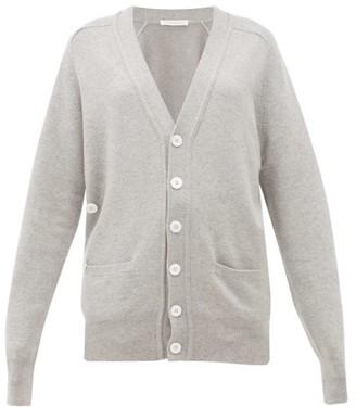 Extreme Cashmere - No.117 Stretch-cashmere Cardigan - Grey