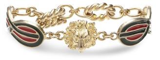 Gucci Lion metal bracelet