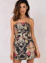 Voulez-Vous Strapless Dress