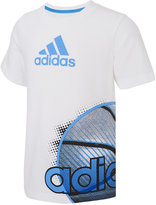adidas Graphic-Print T-Shirt, Toddler Boys (2T-4T) & Little Boys (2-7)