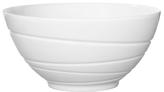 Jasper Conran for Wedgwood Strata Gift Bowl, White, Dia.14cm