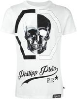 Philipp Plein 'Ideal' T-shirt - men - Cotton/glass - L