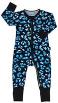 Bonds Baby New Era Print Wondersuit Sleepsuit, Blue/Green