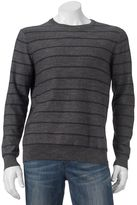 Men's SONOMA Goods for LifeTM Striped Crewneck Sweater