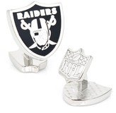 Cufflinks Inc. Oakland Raiders Cuff Links