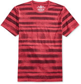 American Rag Men's Distressed Striped T-Shirt, Only at Macy's