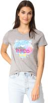 Kenzo Rainbow Tiger T-Shirt