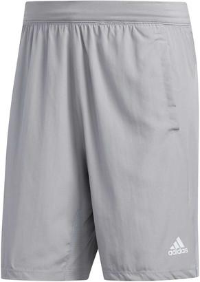 adidas Mens 4KRFT Woven Shorts Grey XL