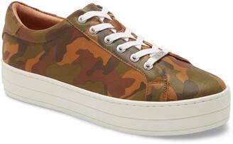 J/Slides Hippie Platform Sneaker