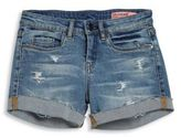 Blank NYC Girl's Weekend Warrior Distressed Shorts