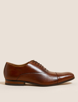 Marks and Spencer Leather Oxford Shoes