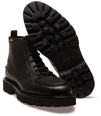 Bally Lysius/30 Boot (Black) Men's Shoes