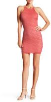 Soprano Lace Bodycon Dress