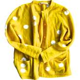 Marni Yellow Cashmere Knitwear