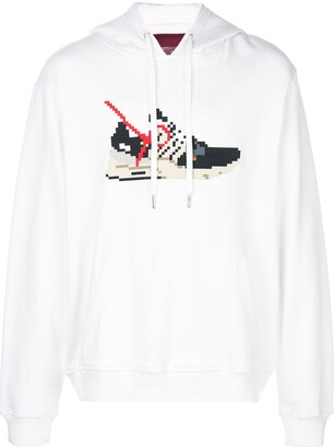 Mostly Heard Rarely Seen 8-Bit Virgil 1 hoodie