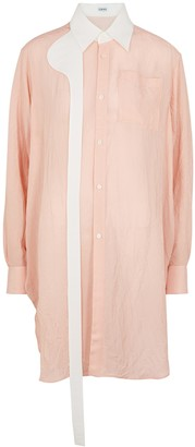 Loewe Light Pink Oversized Shirt