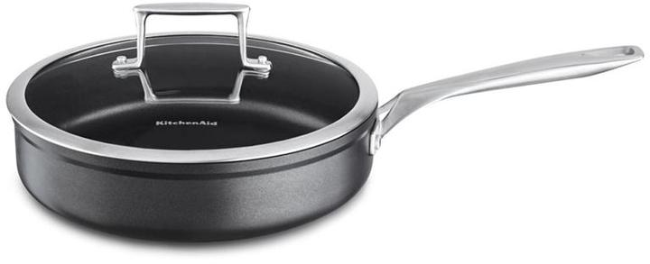 KitchenAid 3.5-qt. Nonstick Professional Hard-Anodized Saute Pan with Lid