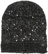 O'Neill Junior's Springdale Crochet Knit Beanie