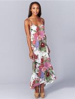 Show Me Your Mumu Turlington Maxi Dress in Duchess Darling