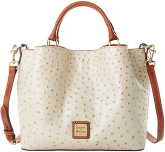 Dooney & Bourke Ostrich Small Brenna