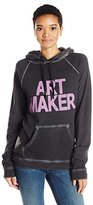 Freecity Women's Art Maker Studded P/o Hoodie