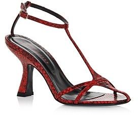 Simon Miller Women's Star T Strap High Heel Sandals