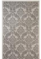 Schick House Of Hampton House of Hampton Flatweave Polypropylene Light Gray/Anthracite Indoor/Outdoor use Area Rug House of Hampton Rug Size: Rectangle 7'10'' x 9'10""