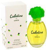 Parfums Gres Cabotine De Gres Perfume by for Women. Eau De Parfum Spray 1.69 Oz / 50 Ml.