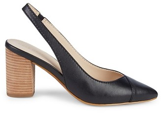 Cole Haan Classic Leather Pumps