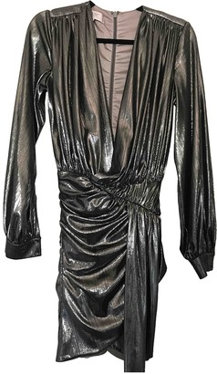 House Of CB Metallic Polyester Dresses