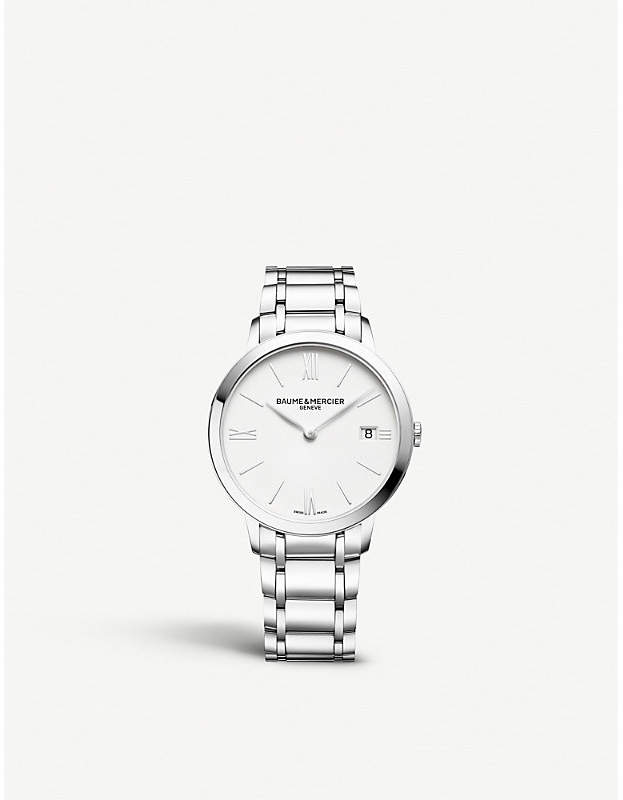 Baume & Mercier M0A10356 My Classima stainless steel watch