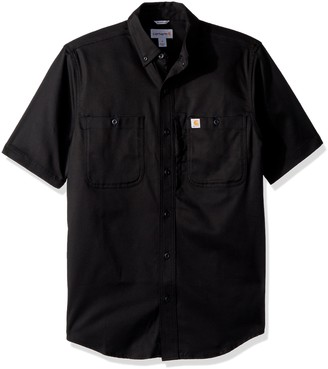 Carhartt Men's Rugged Professional Short-Sleeve Work Shirt T