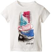 Converse Stackerd Chuck II Tee Girl's T Shirt