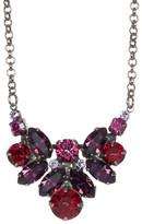 Sorrelli Swarovski Crystal Accented Cluster Pendant Necklace