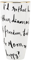 Kate Spade Daisy Place I'd Rather Be Vase - 9