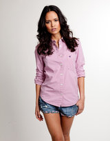 Deluxe Gingham Western Shirt
