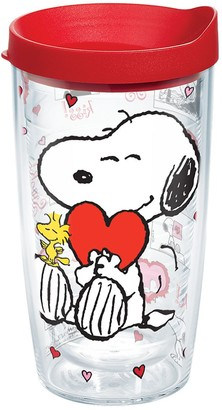 Peanuts Valentine's Day 16-oz Tumbler with Lid