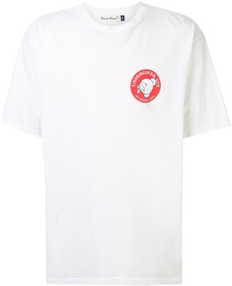 Undercover graphic-print crew neck T-Shirt