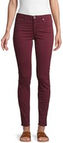 AG Jeans Prima Sateen Cigarette Skinny Jeans
