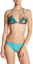 Splendid Reversible Triangle Bikini Top